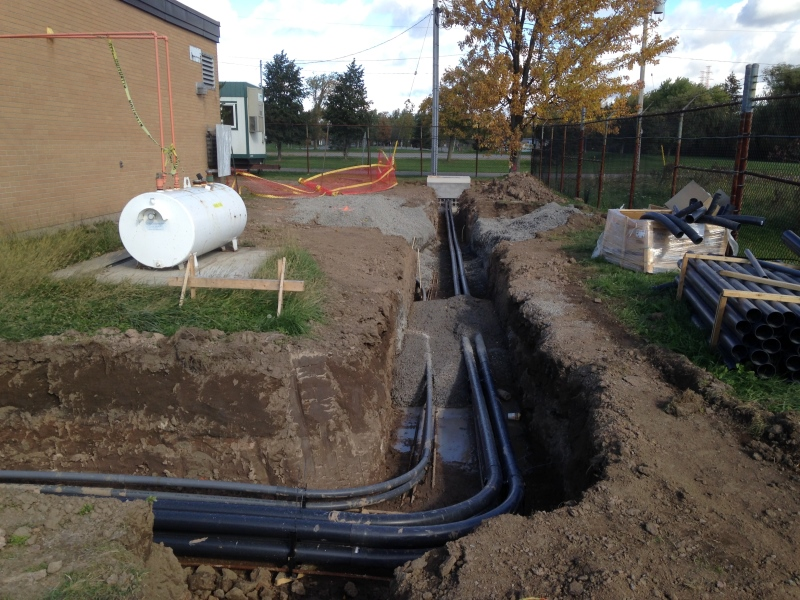 Baseline Constructors Inc Projects Wastewater Treatment