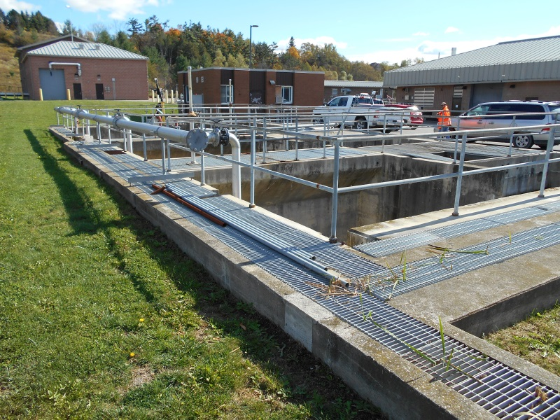 Baseline Constructors Inc - Projects - Wastewater Treatment